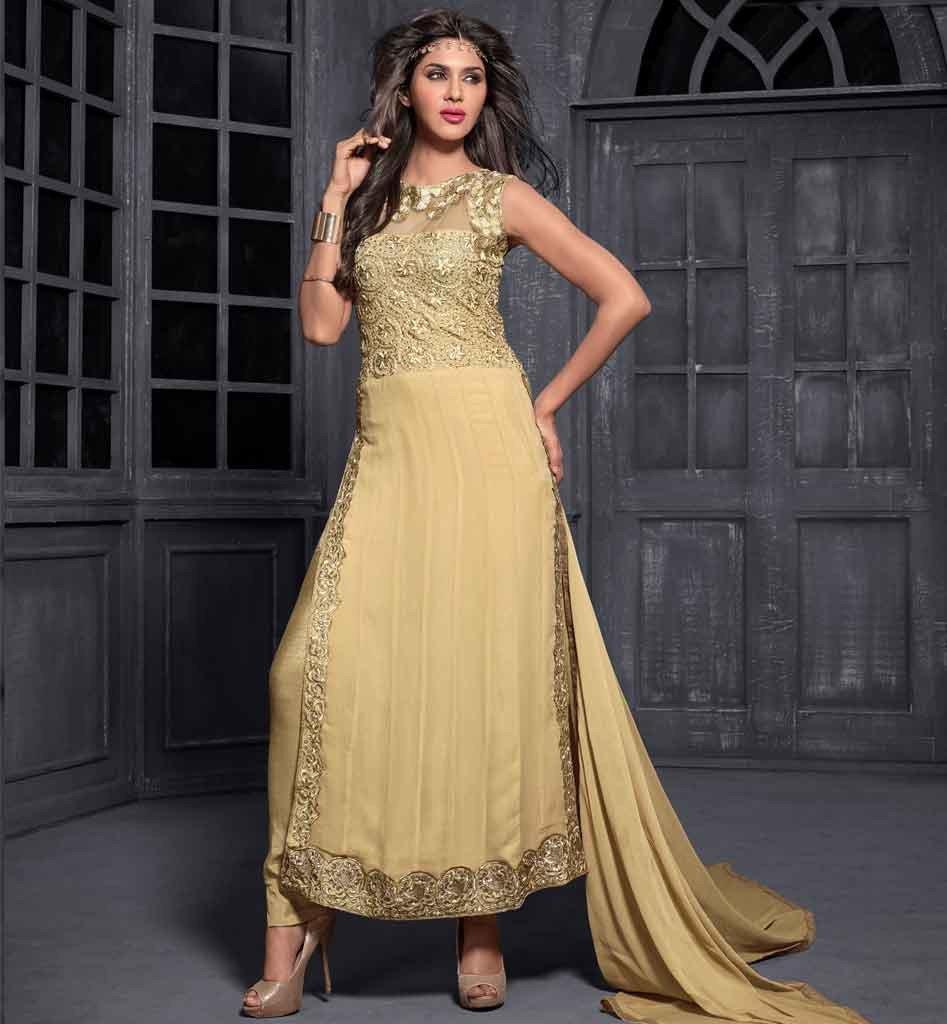 12006_maisha_maskeen_addiction_chikoo_long_embroidered_kurti_narrow_pant_type_salwar_and_nazneen_dupatta