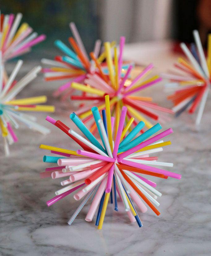 straw-decorations-tree-christmas-craft