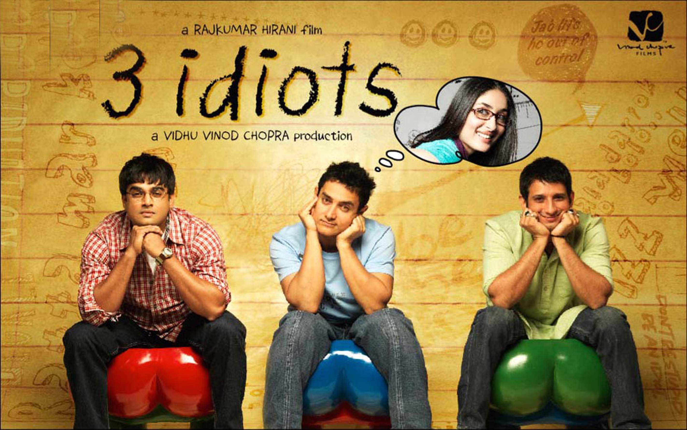 Huge Popular & Highest Grossing Worldwide Bollywood Movies-5