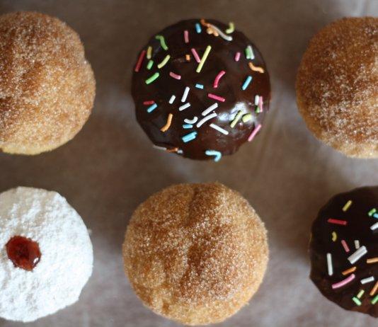 The Recipe Of Tasty & Tricky Doughnut Muffins