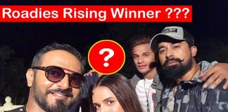 Winner of MTV roadies rising 2017