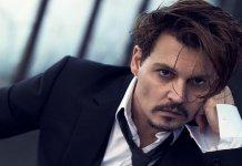 Johnny Depp New Movie