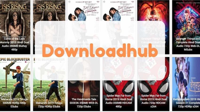 Download Hub Proxy