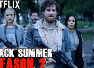 black summer season 2