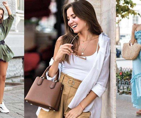 Ladies Handbags And Purses